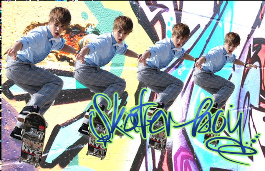 Justin bieber skater boy