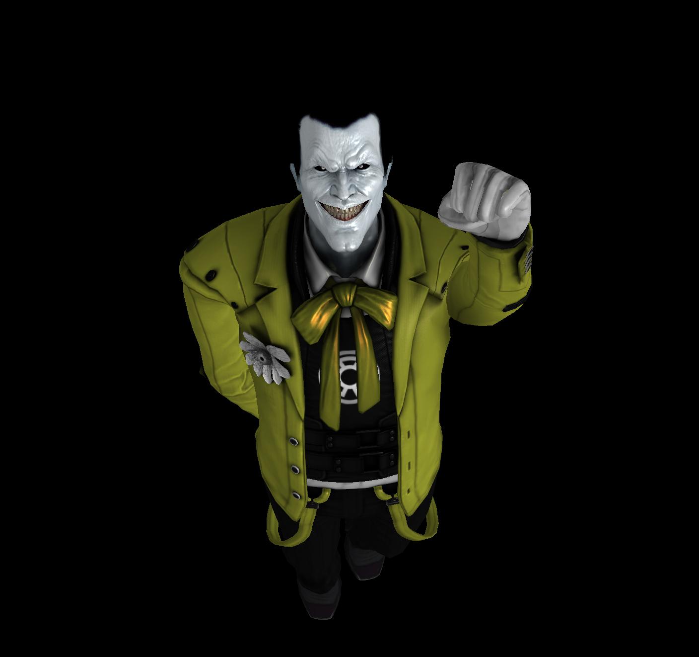 yellow lantern joker - photo #2