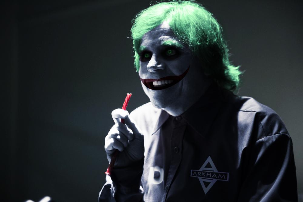 Mark Hamill As The Joker by MrSmile078 on DeviantArt Joker Smile Png