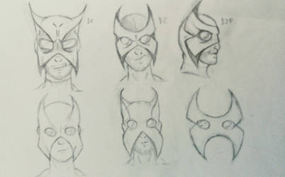 Linceo - Mask Designs by MrSmile078