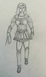 Wonder Woman (Concept) by MrSmile078