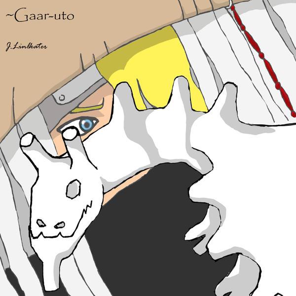 Deidara Clay Dragon by Gaar-uto