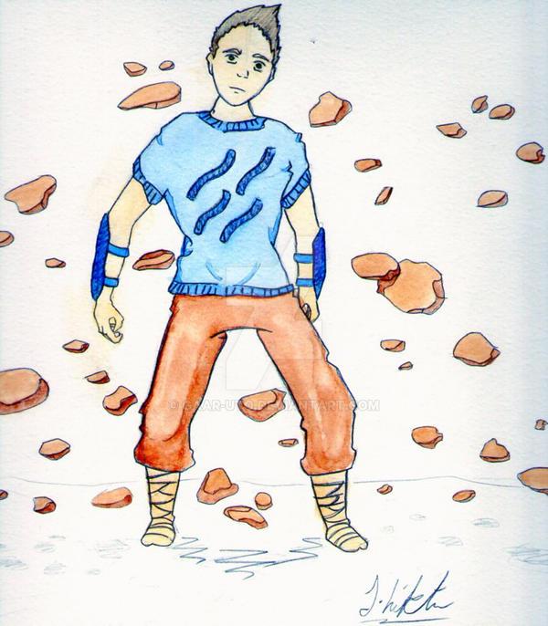 Naruto - OC by Gaar-uto