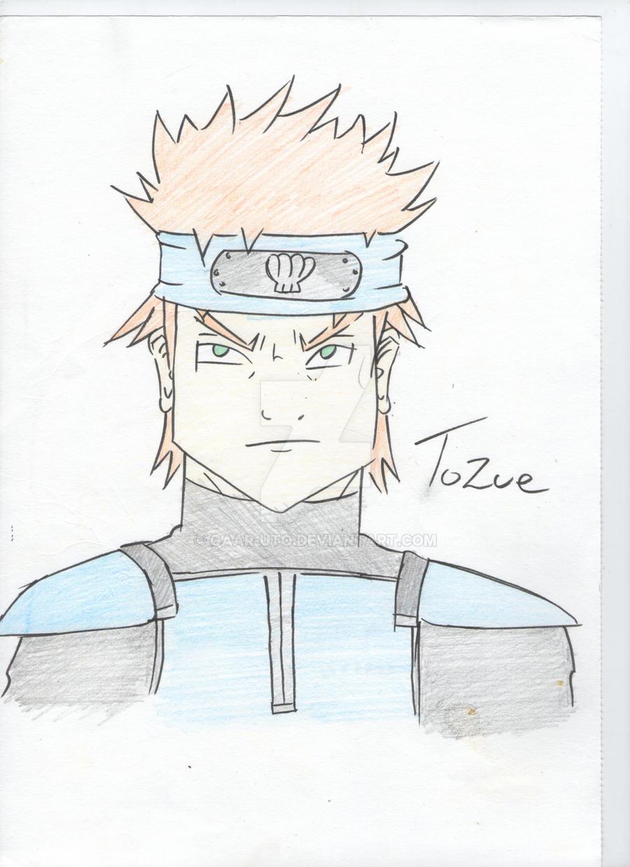 Tozue Speed Draw by Gaar-uto