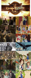 Game of CATS by KillerBeer01