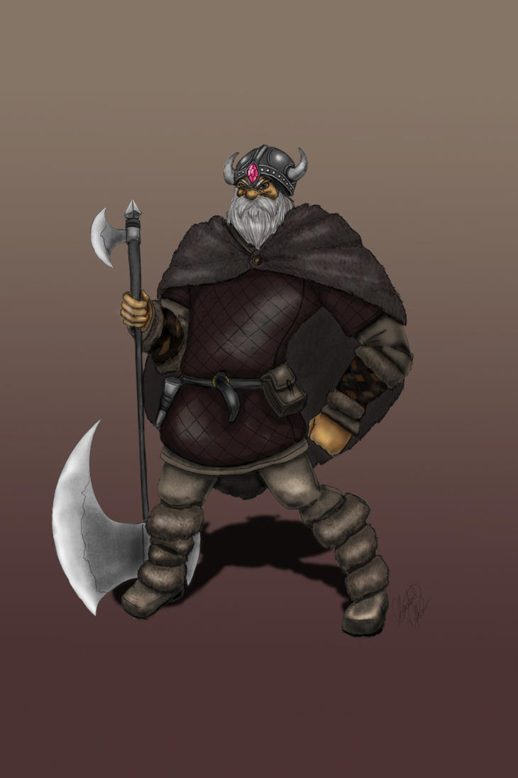 Viking by Smezz