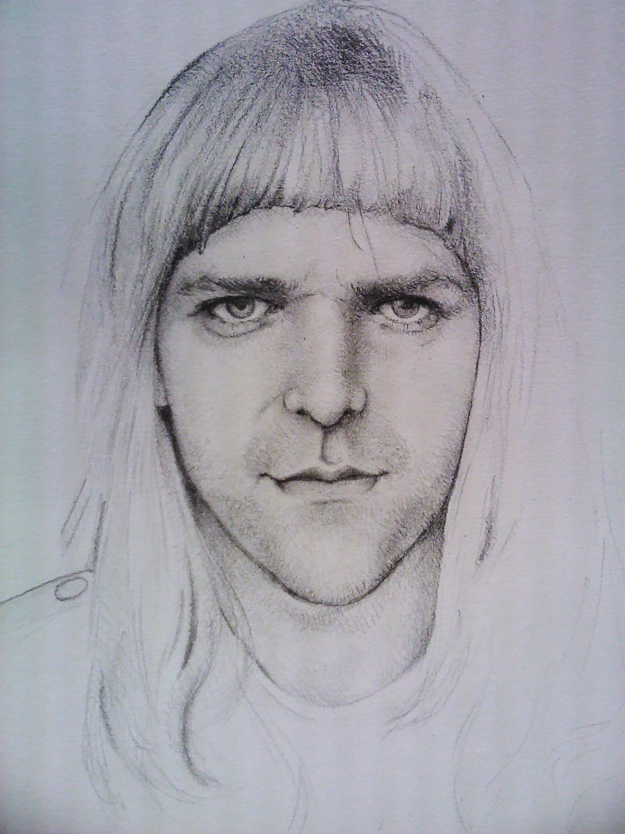 I Drew Another Really Bad Portrait Of Ariel Pink By 8032