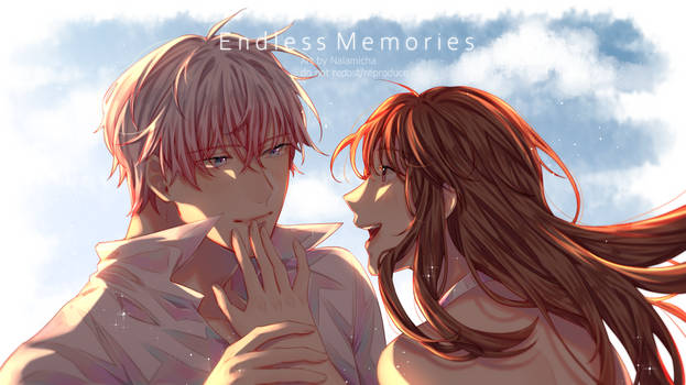 [FA] Saeran x MC: Endless Memories (a)