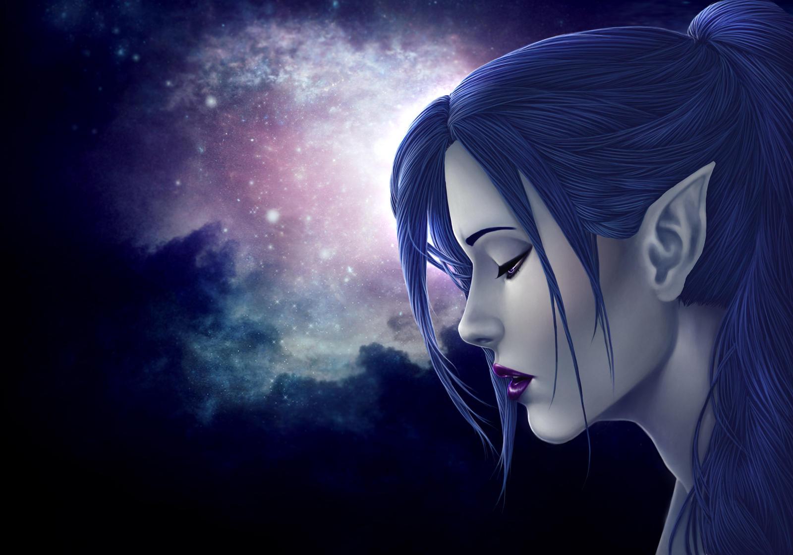 Loneliness - Redraw by Eeren