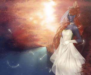Autumn's Bride by Eeren