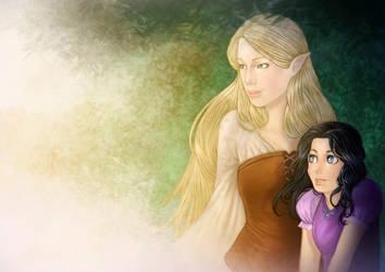 Comm: Mother and Daughter by Eeren