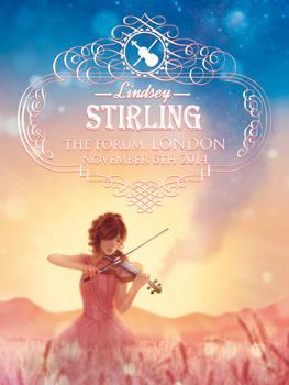 Lindsey Stirling - Tour Poster