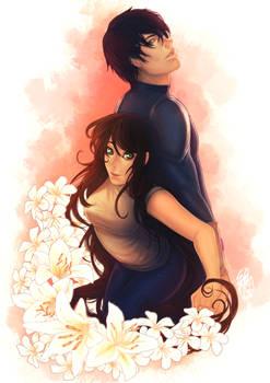 COMM: Lilium Couple