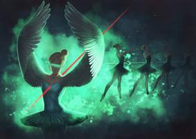 Swan Arms by Eeren