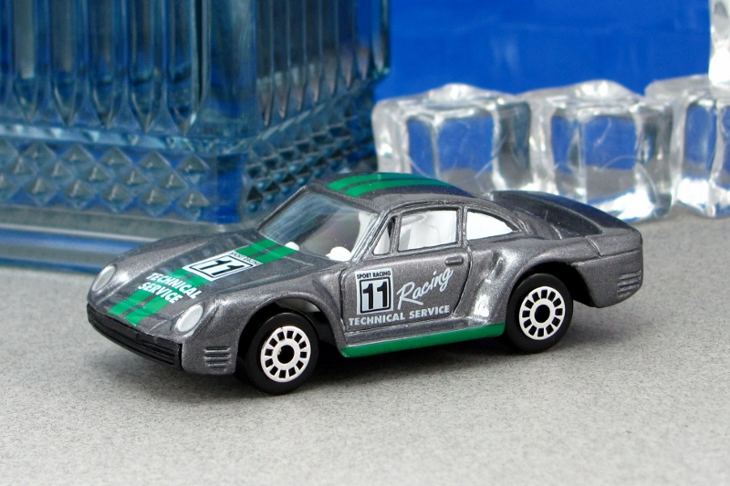 1986 Porsche 959 Gray V1 Realtoy By Deanomite17703 On Deviantart