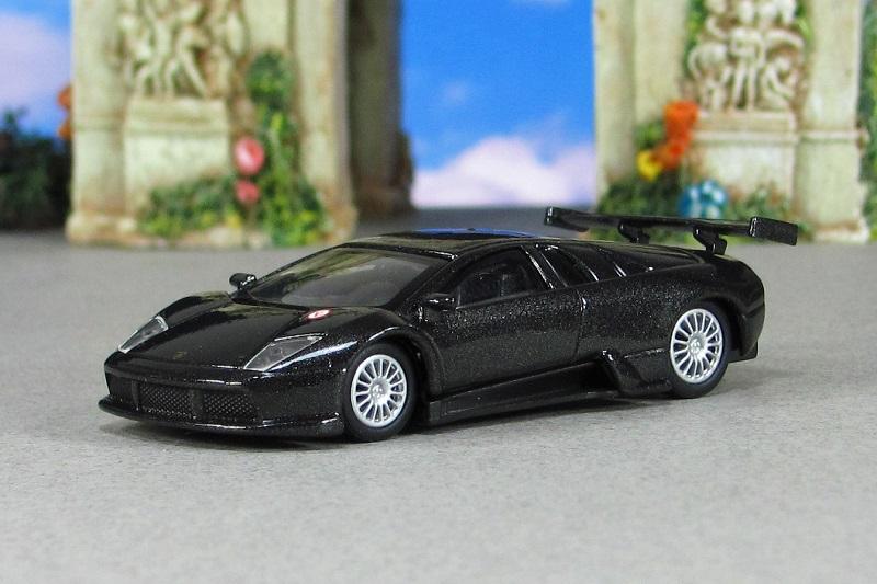 2008 Lamborghini Murcielago R Gt Black High Sp By Deanomite17703