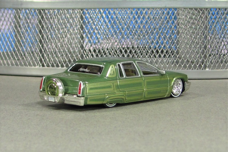 1995 cadillac fleetwood green r jada by deanomite17703 on deviantart 1995 cadillac fleetwood green r