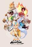 The BoomerAang Team (Fan)Poster