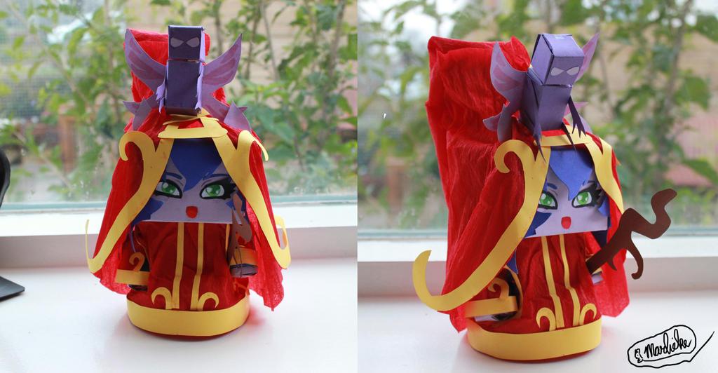 Lulu with pixie cubee by xXMikuruXx