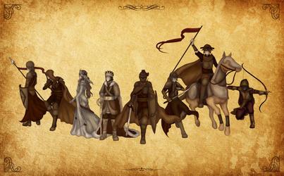 Militia by Fixii