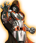 Orange Lantern Dr Doom