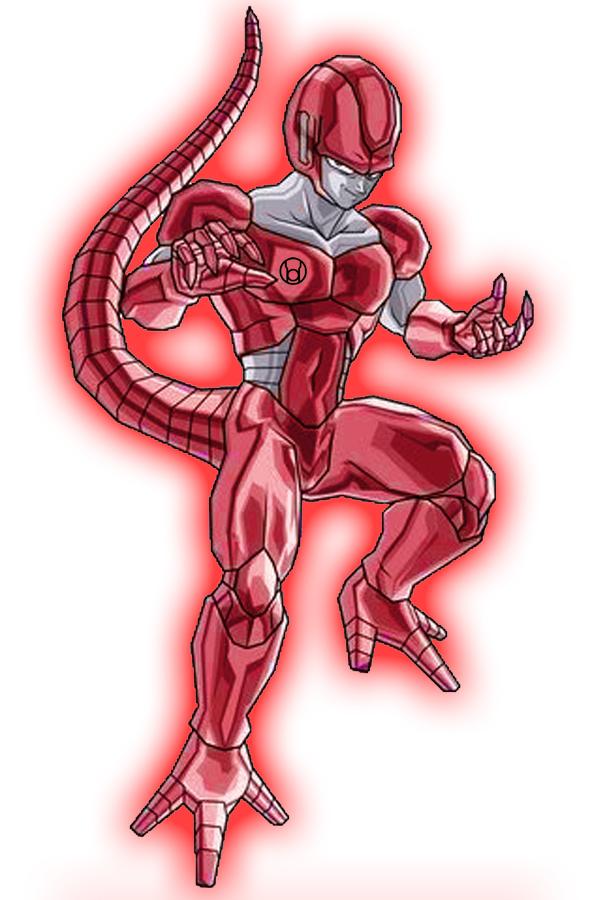 Red Lantern Meta Cooler by Lord-Lycan on DeviantArt
