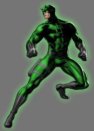 Image result for Daredevil Green Lantern