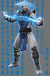 Blue Lantern Raiden