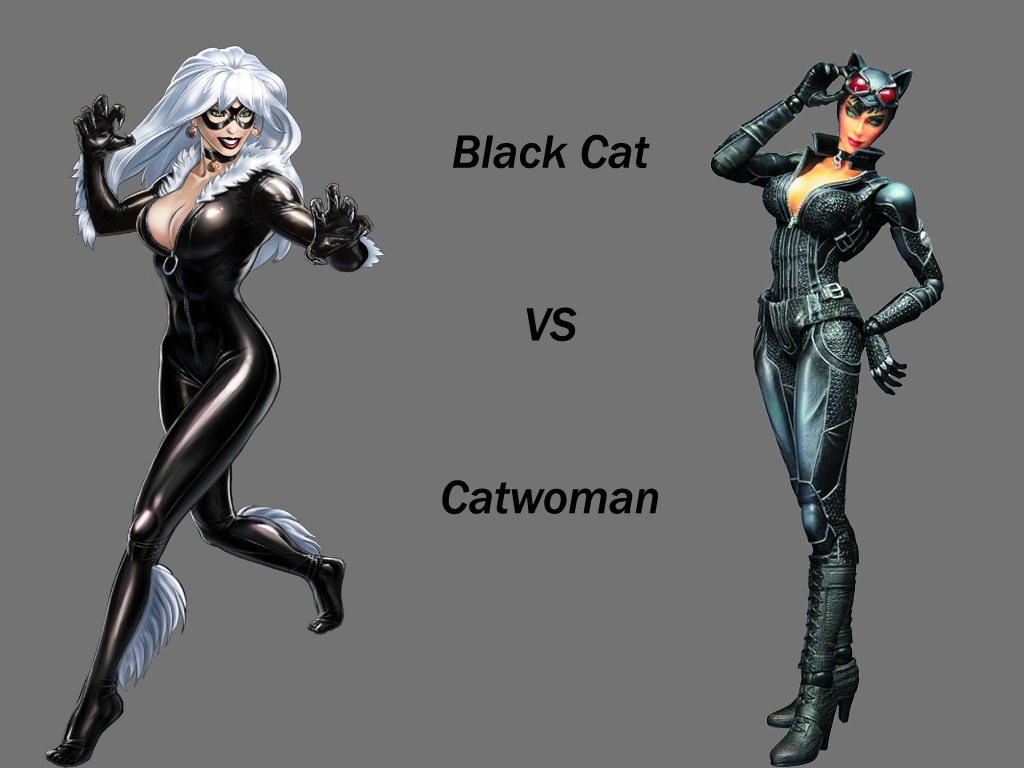 Batman And Black Cat | www.pixshark.com - Images Galleries ...