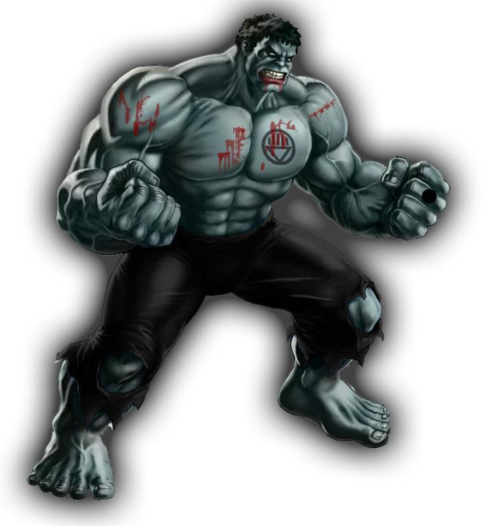 Black Lantern Hulk By Lord Lycan On DeviantArt