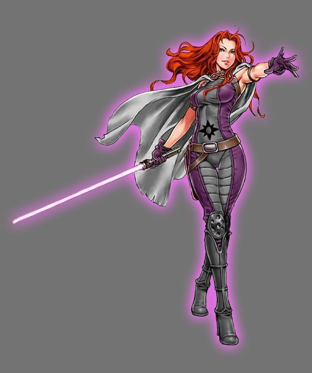 Star Sapphire Mara Jade by Lord-Lycan on DeviantArt