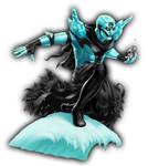 Black Lantern Iceman