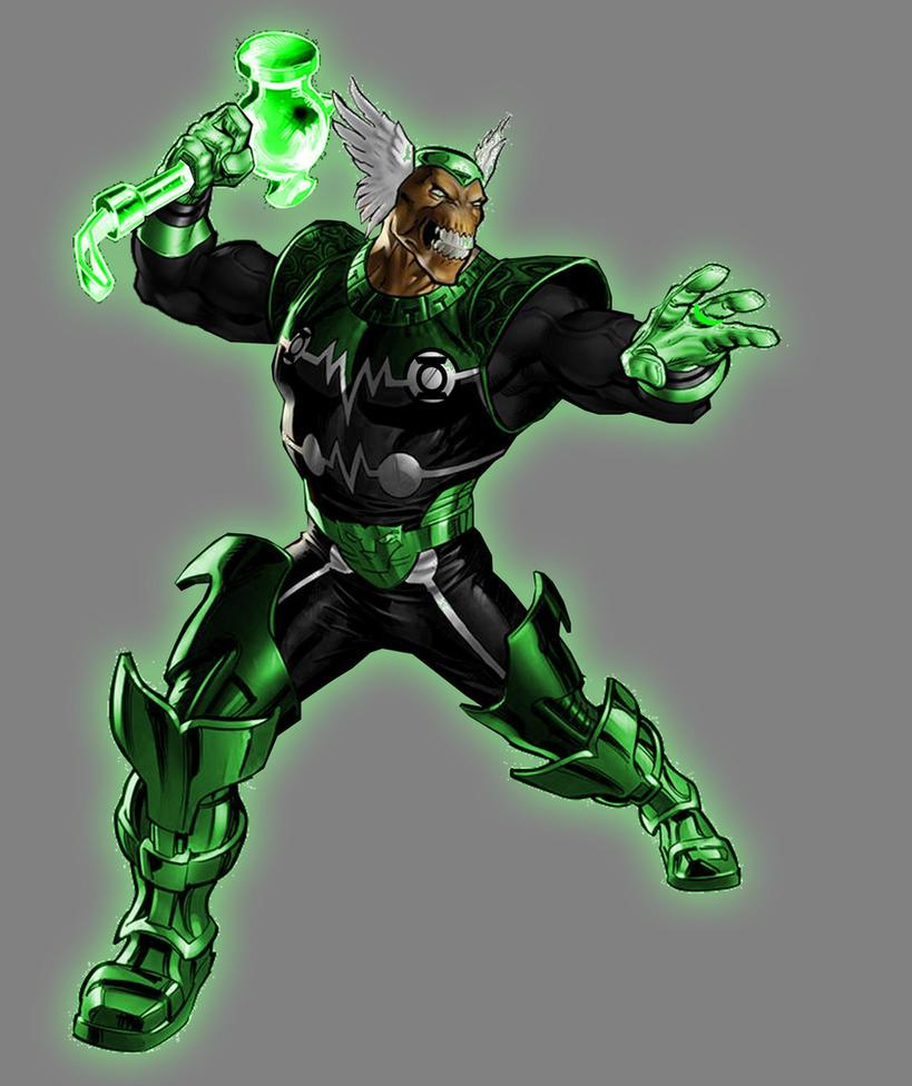 Justice League de Zack Snyder - Page 2 Green_lantern_beta_ray_bill_by_lord_lycan-da5uagl