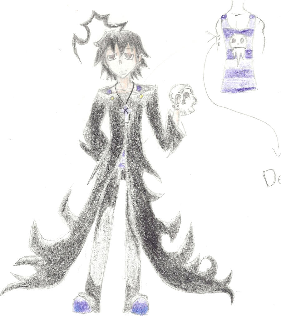 Soul Eater Keyblade Human Form Pictures to Pin on Pinterest ...