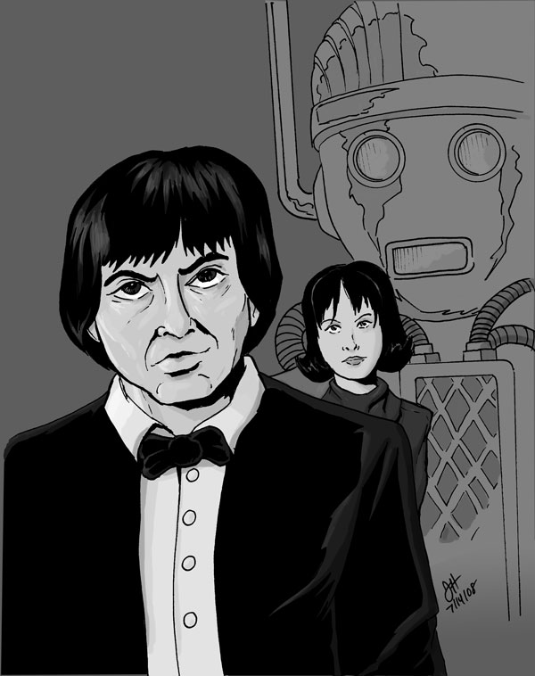 2nd Doctor and Zoe