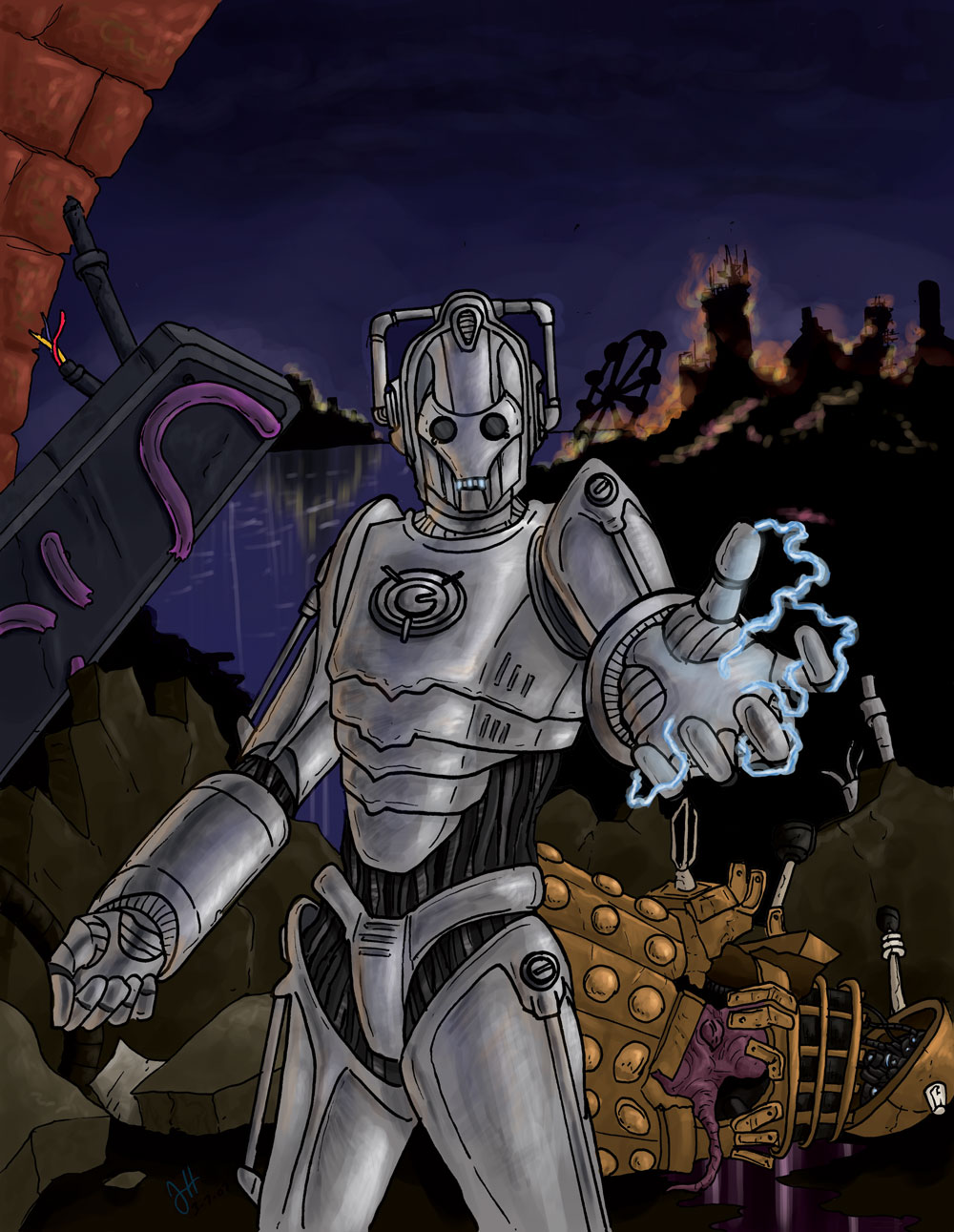 Cyberman Triumphant