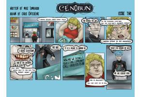 Cenobun Issue 2 by Cenobun