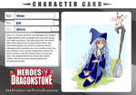 Wren Character Card