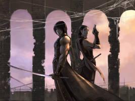 gunz the duel - mercenaries by ItachI0
