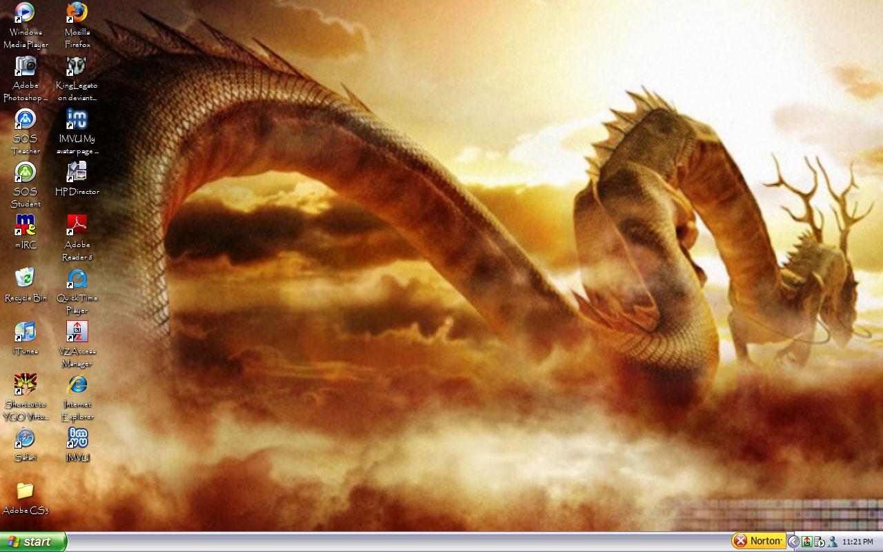 Dragon Wars Desktop by KingLegato on DeviantArt  Dragon Wars Dragon