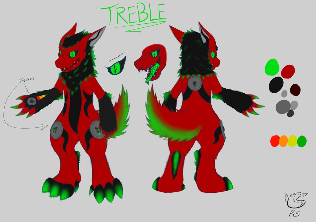 Treble by Sky-Sketch
