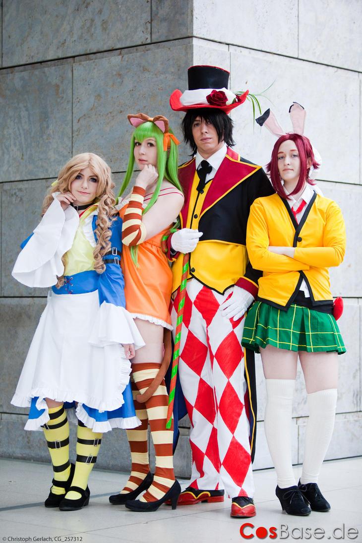 Code Geass - Nunally in Wonderland  - Cosplay by Shihnasan