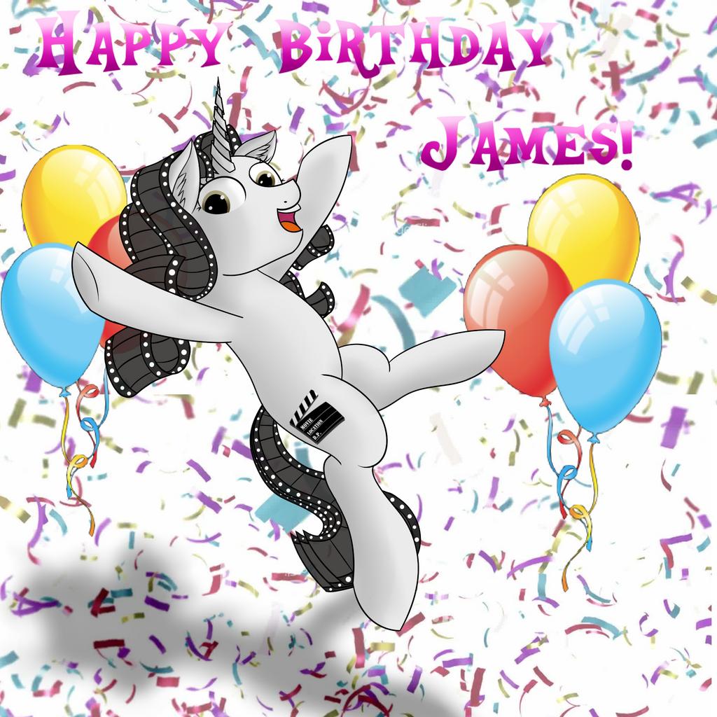 Happy Birthday James Corck! by kickassking