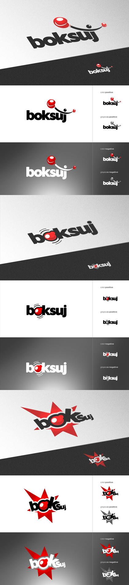 boksuj.pl logotype by pho3nix-bf