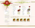 Kanapki.net.pl - layout