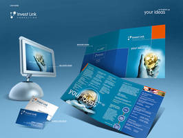 InvestLink Identity  Design