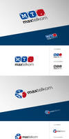 Maxtelko Logo by pho3nix-bf