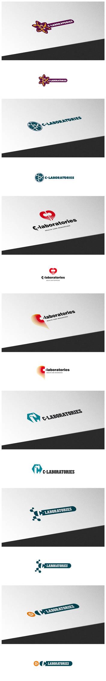 C-laboratories Logo