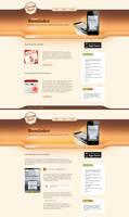 Cream Apps Webpage