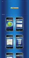 GPS Friendly Iphone App. by pho3nix-bf
